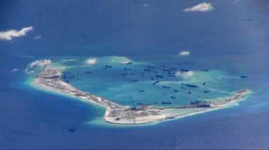 Rampungkan Pembangunan Fasilitas di LCS, China Siap Kirim Alutsista