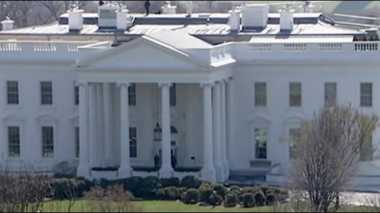Penemuan Paket Misterius Picu Gedung Putih Dijaga Ketat
