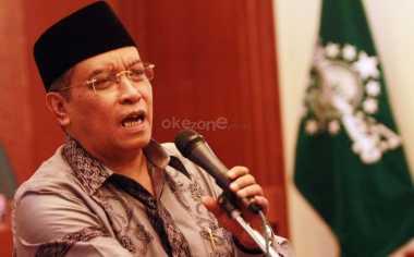 Ketum PBNU Lantik Muslimat NU di Masjid Istiqlal