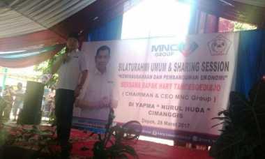 Hary Tanoe: Kemajuan Indonesia Tergantung Pembangunan Daerahnya
