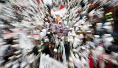 Polda Metro Jaya Geleng-geleng Tanggapi Aksi 313