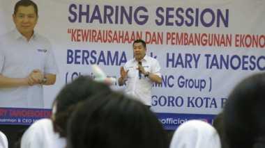 Hary Tanoe Tanamkan Jiwa Kewirausahaan pada 500 Siswa SMK Kosgoro Bogor