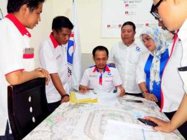 Partai Perindo Sulsel Sangat Siap Mengikuti Verifikasi KPU
