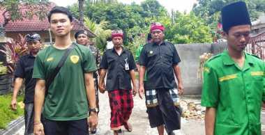 Wow, 29 Tahun Banser NU Ikut Amankan Perayaan Nyepi di Buleleng