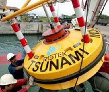Alat Pendeteksi Tsunami Seharga Rp1 Milyar Raib Digondol Pencuri
