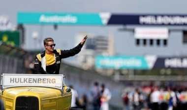 Huni Posisi 11 di GP Australia, Hulkenberg: Mustahil Melakukan Overtake!