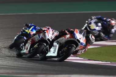 Finis di Posisi 11 GP Qatar, Lorenzo: Saya Tak Miliki Persiapan untuk Bertarung