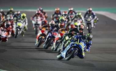 Jika Tak Terjatuh, Iannone Optimis Naik Podium di GP Qatar 2017
