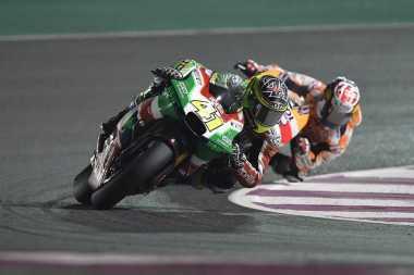 Balapan di GP Qatar 2017 Sempat Ditunda, Espargaro: MotoGP Olahraga Terbaik di Dunia!