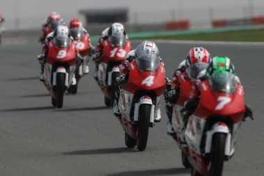 Tampil di Sirkuit Losail pada Ajang ATC, Pembalap Indonesia Raih Hasil Positif