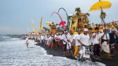 Memaknai Nyepi di Bali saatnya Memadamkan Lampu
