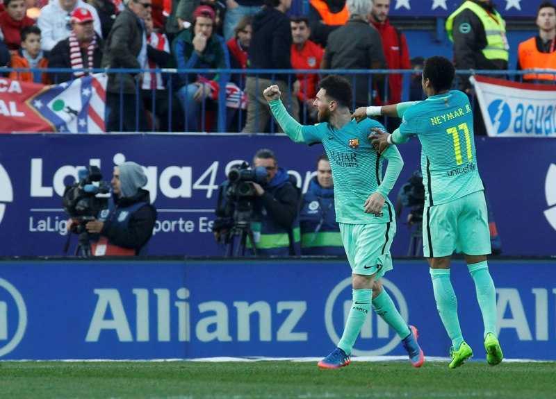 Messi Terancam Absen di El Classico