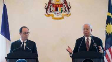 Bertemu Presiden Prancis, PM Malaysia Diskusikan Pembelian Jet Tempur