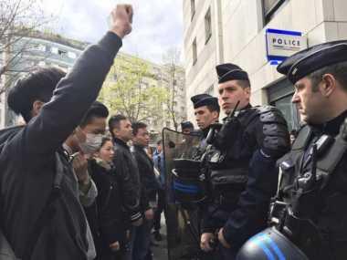 Marah Warganya Tewas Ditembak Polisi, China Panggil Diplomat Prancis