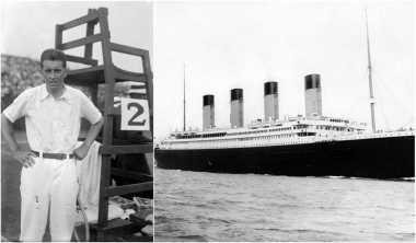 KISAH: Richard Norris, Juara Tenis yang Selamat dari Tragedi Titanic