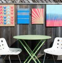 DIY <i>Wall Art</i> Cantik untuk Rumah Rustic