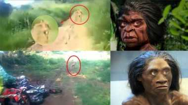HOT THREAD (2): Misteri Suku Mante, Benarkah Ada?