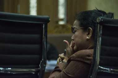 KPK Mewanti-wanti Politikus Hanura Miryam Haryani Hadir di Persidangan dan Berkata Jujur