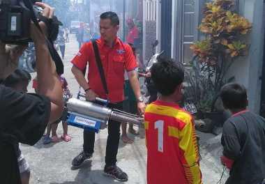 "Rescue Perindo: Warga Koja Senang Permukimannya ""Diasapi"""