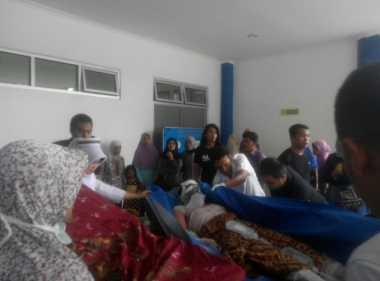 Kondisinya Kritis, 2 Korban Ledakan Tambang di Sawahlunto Dirujuk ke Padang