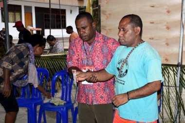 Tolak Pencoblosan Ulang Pilkada, 19 Kepala Distrik di Papua Jadi Tersangka