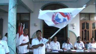 Perindo Keerom Papua Gelar Konsolidasi Hadapi Verifikasi KPU