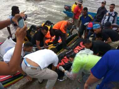 Innalillahi... Speed Boat Terbalik di Asmat, 6 Orang Tewas dan Didominasi Anak-Anak