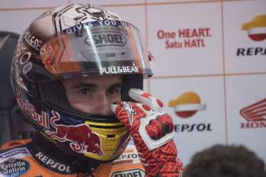 Belum Jadi Tercepat di GP Qatar, Marquez Optimis Tatap GP Argentina