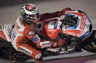 Ini Penyebab Kegagalan Lorenzo Finis di Urutan Teratas pada Race Perdana MotoGP