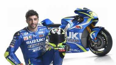 Gagal Finis di GP Qatar 2017, Iannone Salahkan Marquez