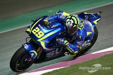 Gagal Selesaikan Balapan MotoGP Qatar, Iannone Minta Maaf