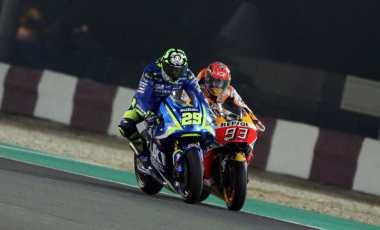 Senggol Motor Marquez, Iannone Akui Lakukan Kesalahan