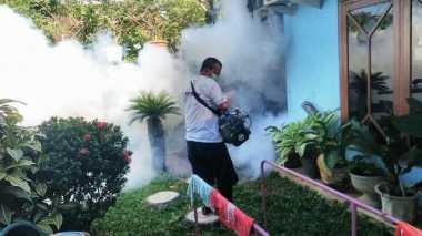 Tiga Anak Kena Demam Berdarah, DPD Perindo Gelar Fogging
