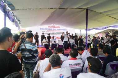 Dengar Keluh Kesah Nelayan Pelabuhan Ratu, Hary Tanoe: Perindo Berjuang Meningkatkan Kesejahteraan