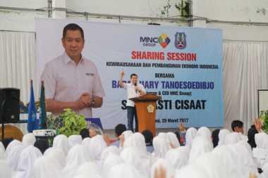 Buka Peluang Kerja, MNC Group Lakukan Pembangunan di Daerah