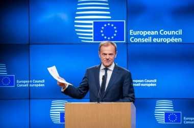Presiden Uni Eropa kepada Inggris: Kami Sudah 'Kangen' Anda
