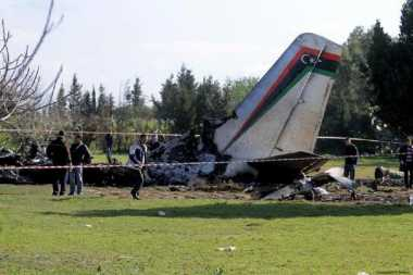 Innalillahi, Keluarga di Libya Tewas Saat Rumahnya Dihantam Pesawat