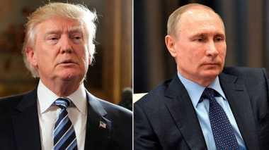 Putin Nyatakan Siap Bertemu Trump dalam Konferensi Samudera Arktik 2017