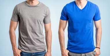 Warna Kaus yang Harus Dimiliki Pria di Lemari Pakaian