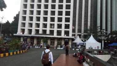 Sore Hari, Massa Aksi 313 Mulai Berdatangan ke Masjid Istiqlal