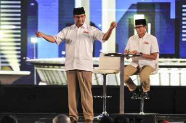 "Untuk Debat Putaran Kedua Pilgub DKI, Tim Anies-Sandi Siapkan ""Amunisi"""