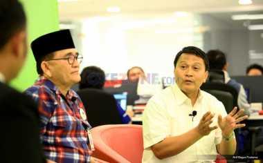 Mardani Ali: Tujuan OK OCE untuk Keadilan Ekonomi Warga DKI