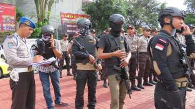 Amankan Warga Bogor Ikut Aksi 313, Polisi Siagakan 300 Personel