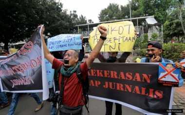 Kekerasan Terhadap Wartawan Masih Terjadi, Ini yang Harus Dilakukan Organisasi Pers & Media