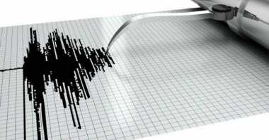 Gempa 4,9 Skala Richter Guncang Bengkulu