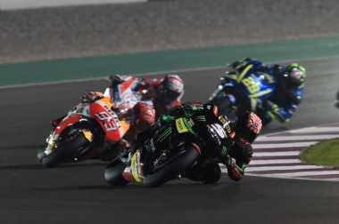 Sport Time: Marquez, Lorenzo,Rossi, Zarco... Torehan Debut Juara Intermediate Class di MotoGP