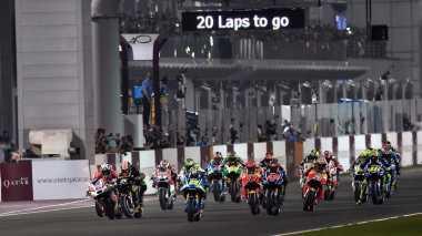 Komisi Balap Hapus Sistem Poin di MotoGP