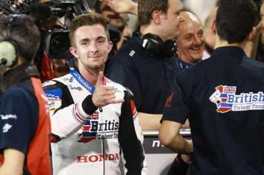 Enam Tahun di Moto3, Pembalap Asal Inggris Ini Ingin Raih Gelar Juara
