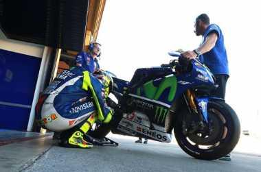 Kinerja Ban Michelin Menjadi Sorotan Kepala Kru Valentino Rossi