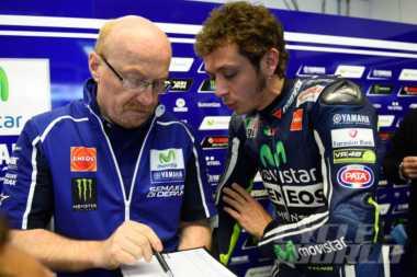 Crew Chief Valentino Rossi Berharap Michelin Bawa Ban Lebih Baik di Argentina